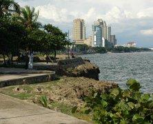 malecón de Santo Domingo