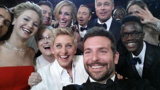 selfies oscar