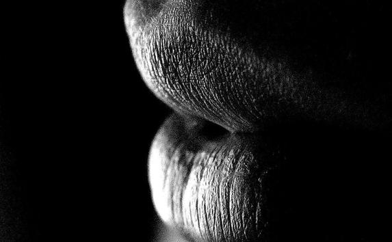 snapchat sitio de citas beso negro
