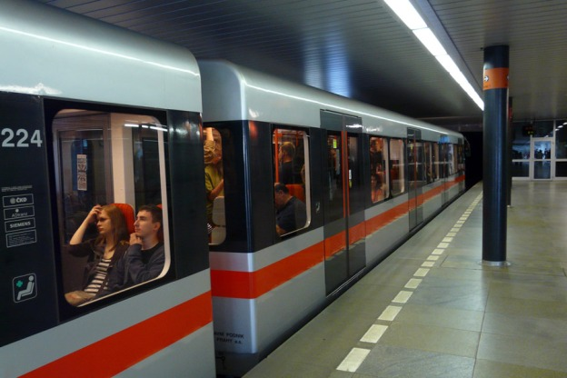 metro-praga