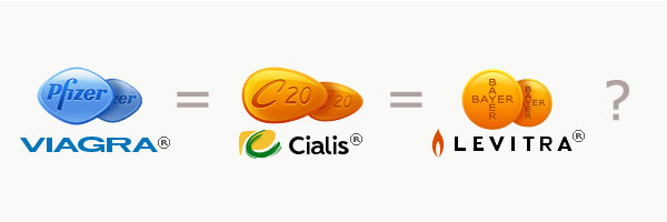 Potenzmittel-im-Vergleich-Levitra-Cialis-Viagra