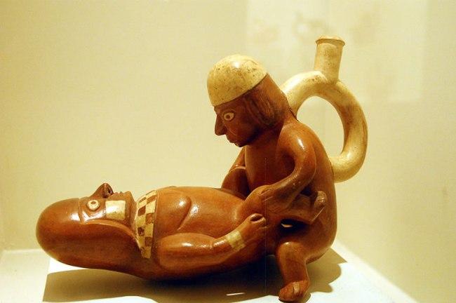 Lima - Museo Rafael Larco pottery Moche6_jpg