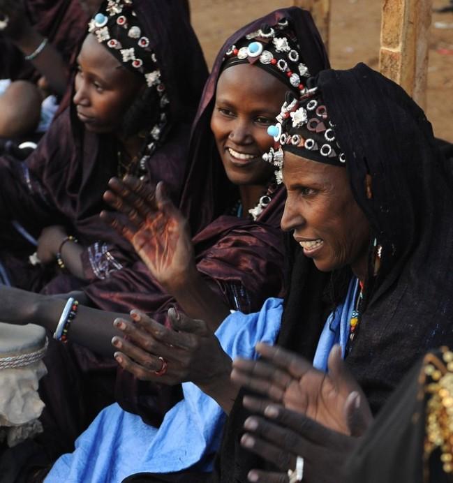 Mujeres-tuareg